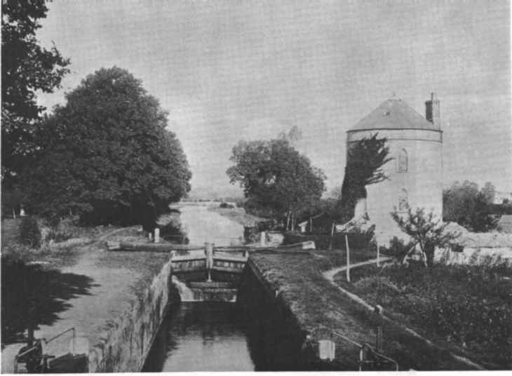 Cerney Wick Lock in 1904